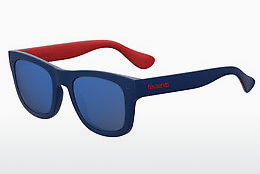 Ophthalmic Glasses Havaianas PARATY/L 4E3/XT - Red, Blue