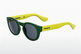 Ophthalmic Glasses Havaianas TRANCOSO/M QPN/9A - Green, Yellow