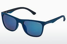 Ophthalmic Glasses Police SPL357 WT6B - Blue, Transparent