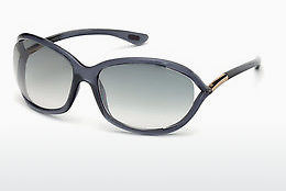 太陽眼鏡 Tom Ford Jennifer (FT0008 0B5) - 灰色
