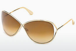 太陽眼鏡 Tom Ford Miranda (FT0130 28F) - 金色
