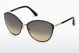 Ophthalmic Glasses Tom Ford Penelope (FT0320 28B) - Gold