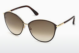 太陽眼鏡 Tom Ford Penelope (FT0320 28F) - 金色