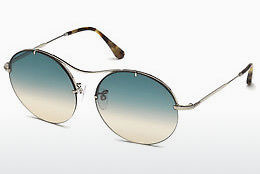 太陽眼鏡 Tom Ford FT0565 18P - 銀色, Shiny