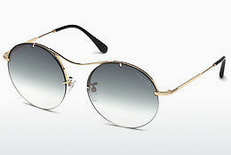 太陽眼鏡 Tom Ford FT0565 28B - 金色
