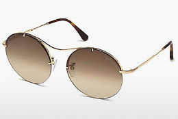 太陽眼鏡 Tom Ford FT0565 28F - 金色