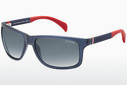 太陽眼鏡 Tommy Hilfiger TH 1257/S 4NK/JJ - 藍色