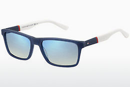 Ophthalmic Glasses Tommy Hilfiger TH 1405/S H1O/DK - Blue