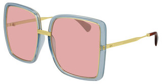 Gucci GG0903S 004 PINKLIGHT-BLUE