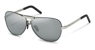 Porsche Design P8678 D light blue silver mirrored + greypalladium