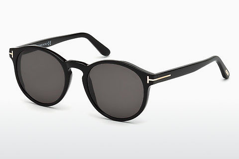 太阳镜 Tom Ford Ian-02 (FT0591 01A)