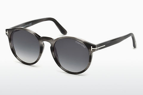 太阳镜 Tom Ford Ian-02 (FT0591 20B)
