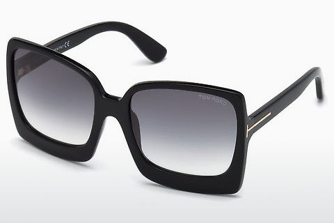 太阳镜 Tom Ford Katrine-02 (FT0617 01B)