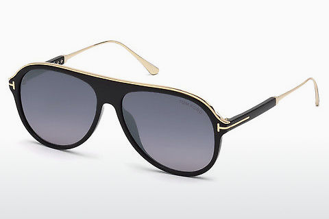 太阳镜 Tom Ford Nicholai-02 (FT0624 01C)