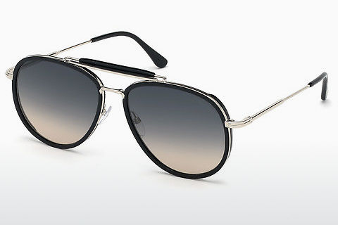 太阳镜 Tom Ford Tripp (FT0666 01B)