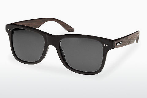太阳镜 Wood Fellas Lehel (10757 rosewood/black/grey)